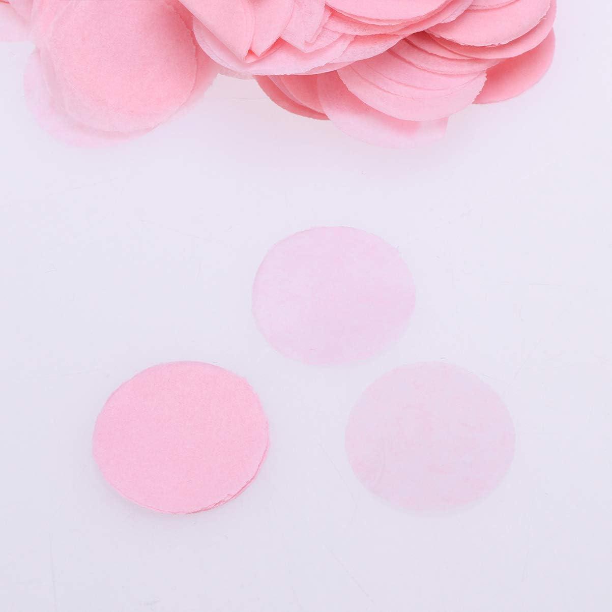 patr/ón de sirena HEALLILY puntos de confeti purpurina c/írculos de confeti confeti redondo met/álico para cumplea/ños boda decoraci/ón de fiesta navide/ña