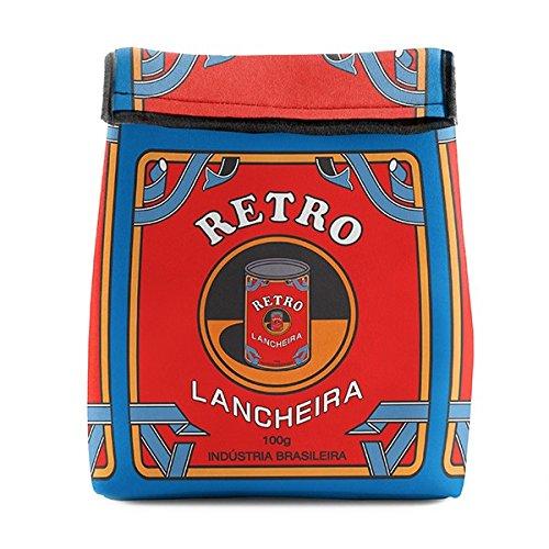 Lancheira Retro