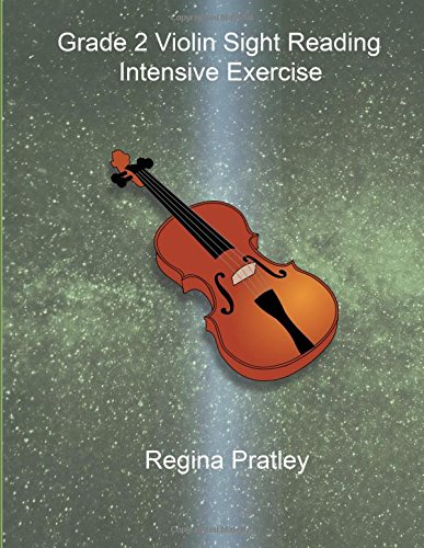 Grade 2 Violin - Grade 2 Violin Sight Reading Intensive Exercise