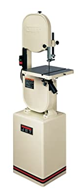 3.JET 708115K JWBS-14CS 14-Inch 1 Horsepower Woodworking Bandsaw