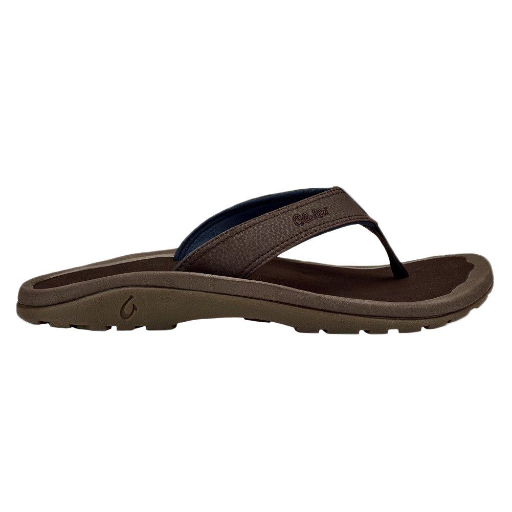 cab62a16c8e2e4 OLUKAI  Ohana Sandal - Dark Wood Dark Wood - Men s Size 13  Amazon.co.uk   Sports   Outdoors