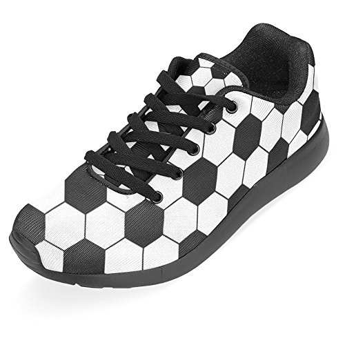 Interessante Donna Da Jogging Da Corsa Sneaker Leggero Andare Facile A Piedi Casual Comfort Sport Scarpe Da Corsa Calcio Multi 1