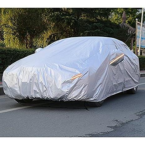 Kayme Impermeable Resistente a la respiraci/ón Resistente Cubierta de Coche Cubierta Proteger para SUV Gama Rover Deportes Toyota mr2 Mazda mx5 Volvo xc90 v70
