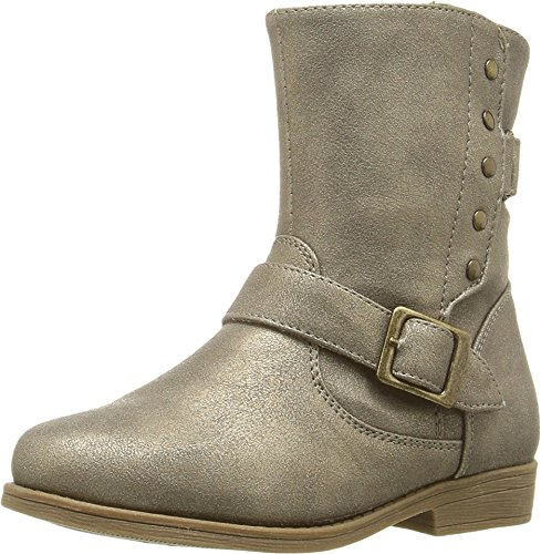 Price comparison product image Rachel Kids Girl's Lil Morgan (Toddler/Little Kid) Gold Shimmery Boot 6 Toddler M