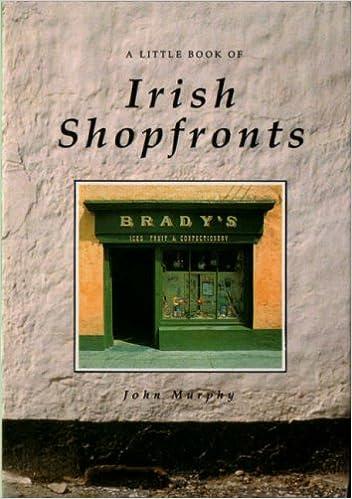 Book Irish Shopfronts