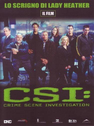 CSI - Crime Scene Investigation - Lo scrigno di Lady Heather [Import italien]