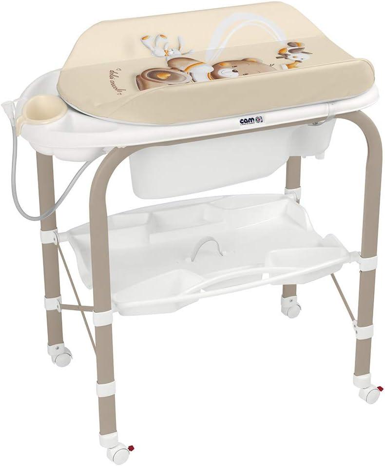 Cam el mundo del niño baño cambio 240 Orso Re