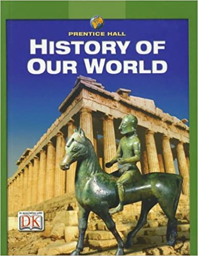History of our world prentice hall 9780132037716 amazon books history of our world student edition by prentice hall fandeluxe Choice Image