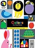 Colors: With lift-flap surprises on every page (The Learning Garden)