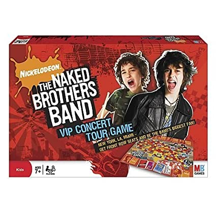the naked brothers band concerts