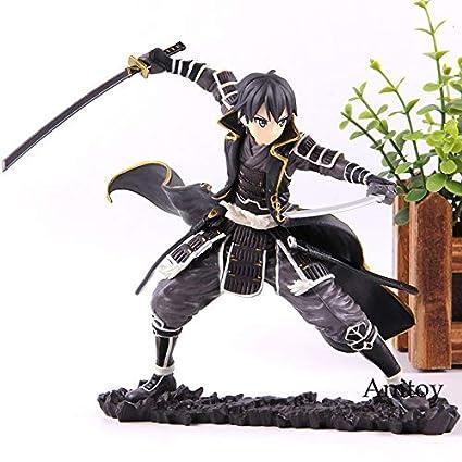 Amazon.com: 16cm (6.3 inch) - Sword Art Online Figure Action ...