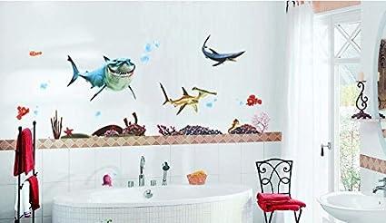 Adesivi e murali da parete Fai da te Adesivi murali soggiorno camera ...