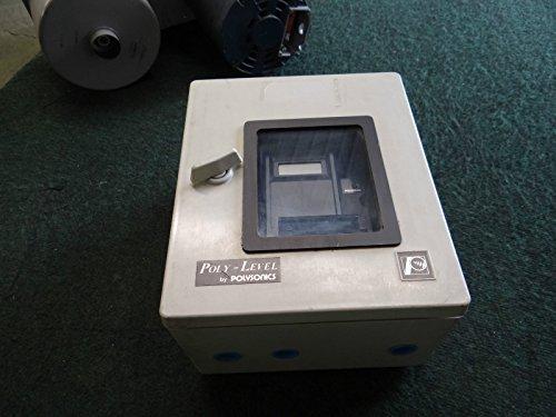 Polysonics Poly-Level MSP90 Liquid Level Flow Measure System NEW by Polysonics