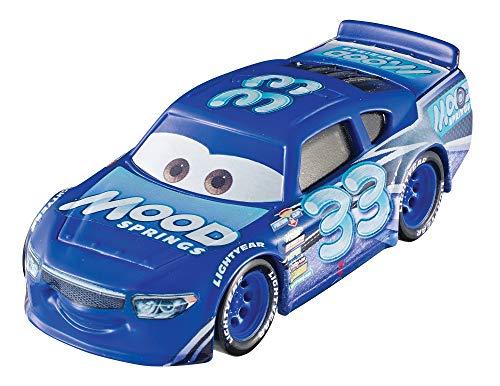 Disney/Pixar Cars 3 Dud Throttleman (Mood Springs) Die-Cast - Mood Springs