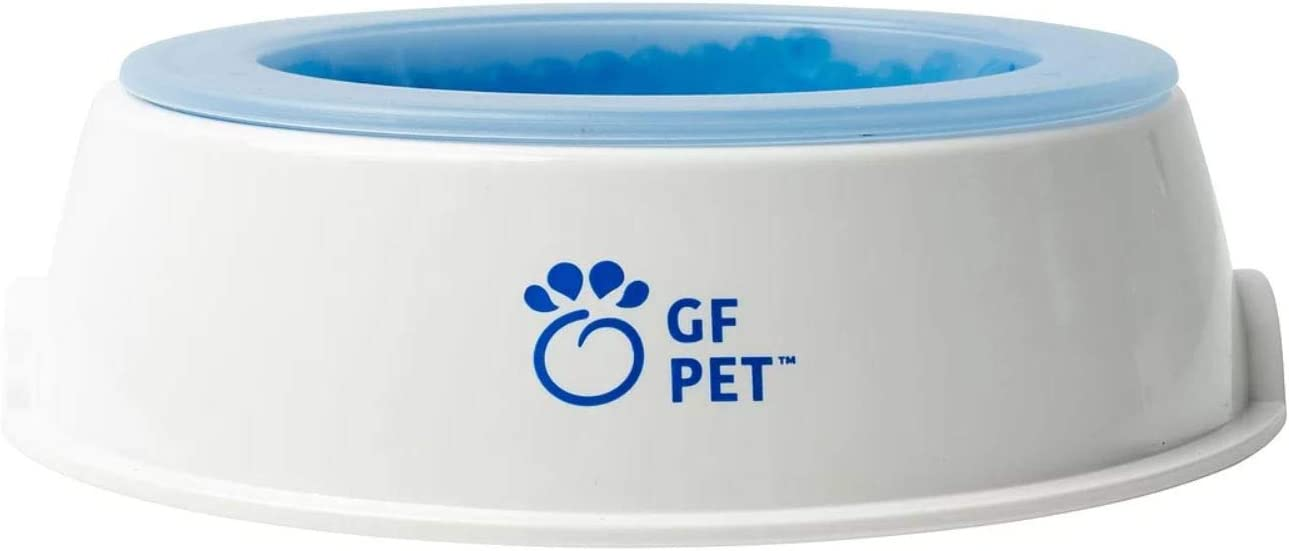 GF Pet Ice Bowl - Keeps Water Cool for Hours