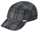 ABUS METRONAUT Helmet Tartan Grey S-M 53-59CM Tartan Grey S-M 53-59CM