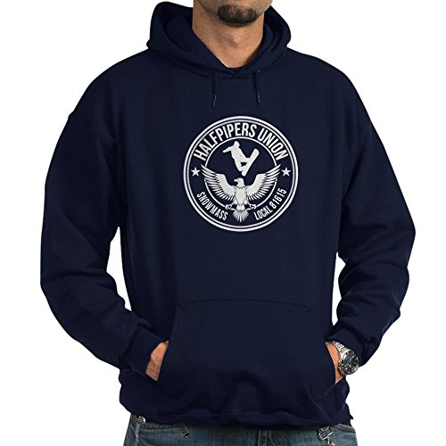 Pants Snowboard Union (CafePress Snowmass Halfpipers Union Hoodie (dark) Pullover Hoodie, Classic & Comfortable Hooded Sweatshirt Navy)