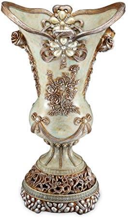 OK Lighting Vintage Vase, Rose