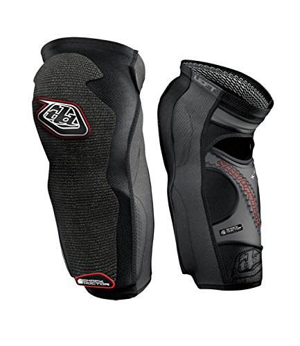 Troy Lee Designs KG 5450 Knee/Shin Guard Solid Black, L