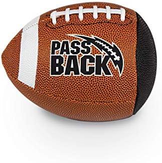 Cathay Fenix PB3C Passback Peewee - Balón de fútbol para niños ...
