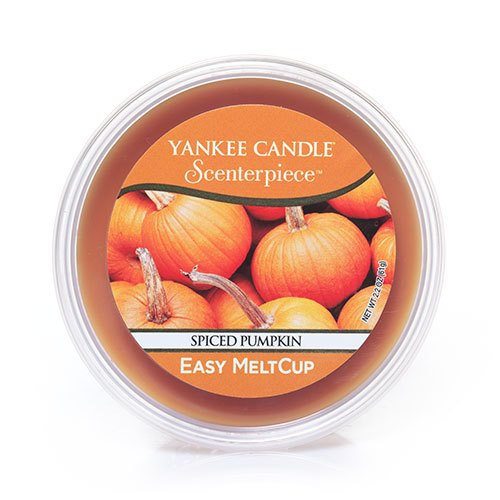 Spiced Pumpkin Scenterpiece Easy MeltCup - Yankee Candle
