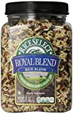 wild rice blend bulk - Rice Select Royal Blend, Texmati White, Brown, Wild, Red Rice, 21 oz