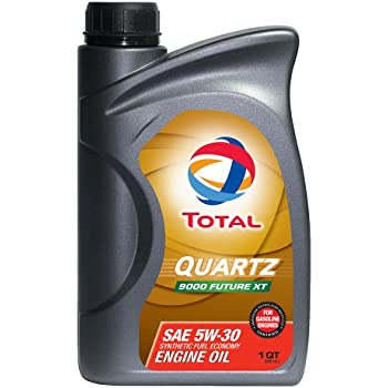 Amazon.com: TOTAL 185644-12PK Quartz 9000 Future XT 10W-30 Engine Oil - 1 Quart (Pack of 12 ...