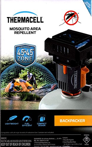 Thermacell Mosquito Area Repellent Backpacker