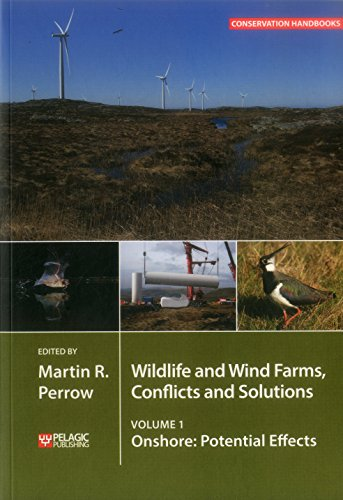 Wildlife and Wind Farms - Conflicts and Solutions: Onshore: Potential Effects (Conservation -