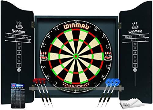 (Winmau Professional Darts Set )