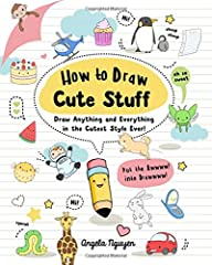 Enter Planet Cute—where kids can make any drawing absolutely adorable!  Draw anything and everything—people, animals, and things—and make it CUTE. It's easy! Budding artists just have to pick up their pencils, pens, crayons, or gel mar...