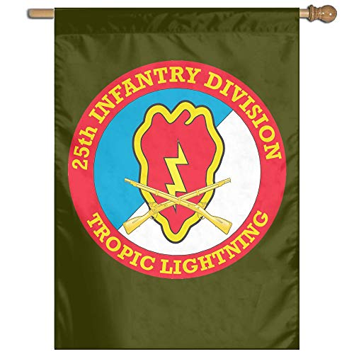 25th Infantry Division with Crossed Rifles Decal Girl Long Pants