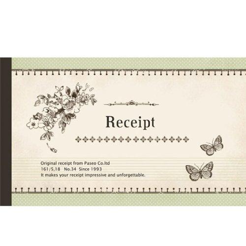 [해외]영수증 (MB-02) 3 개 세트 / Receipts (MB-02) 3 pieces