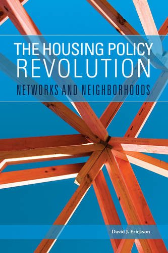 The Housing Policy Revolution: Networks and Neighborhoods (Urban Institute Press)