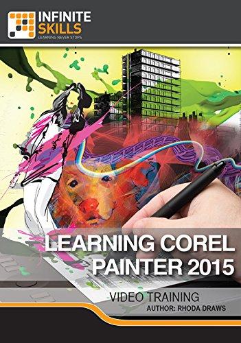 learning corel painter 2015 - 3