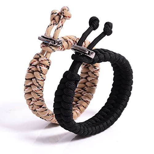 The Friendly Swede Fish Tail Paracord Survival