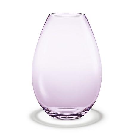 Holmegaard Cocoon Vase Decorative Vase Glass Vase Flower Vase