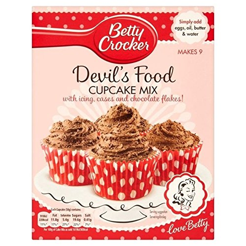 betty crocker cupcake mix - 5