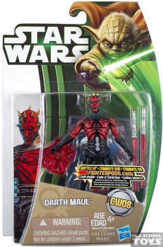 Star Wars Clone Wars 2013 Darth Maul 3.75