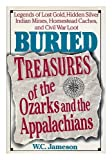 Buried Treasures from America's Heartland, W. C. Jameson, 0883940841