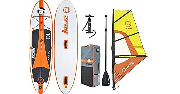 Amazon.com: Z-Ray W1 10 Sup Windsurf Stand Up paddleboard ...