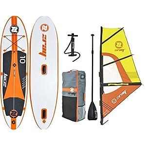 Zray 37337 - Tavola W2 Stand Up Paddle Gonfiabile SUP, 320x81x15 cm 1 spesavip