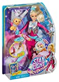 Barbie Star Light Galaxy Barbie Doll & Flying Cat