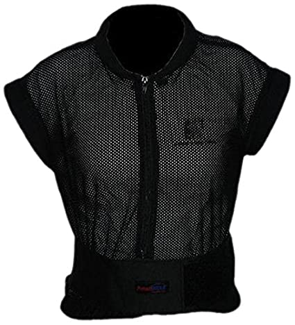 Protectwear Back protector vest for downhill, moto cross, Ski and Snowboard PW Size L/XL RPW-L/X