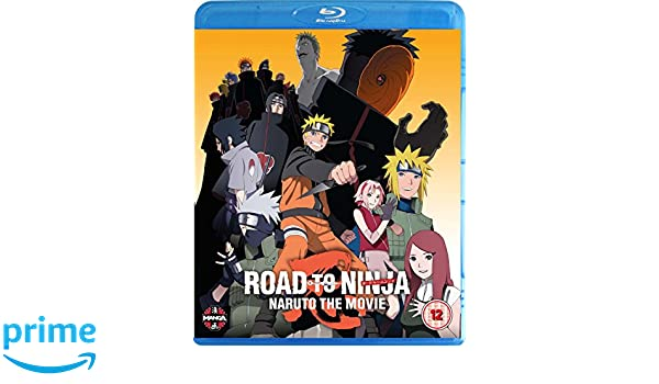 Naruto The Movie: Road To Ninja Blu-ray Reino Unido: Amazon ...