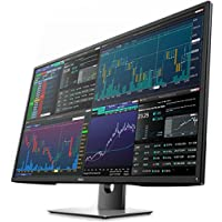 Dell 42.5 inch 16:9 Ultra HD 4K IPS Multi Client Monitor with Built in Speakers: P4317Q