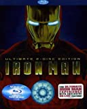 Iron Man (Ultimate 2-Disc Edition) [Blu-ray]
