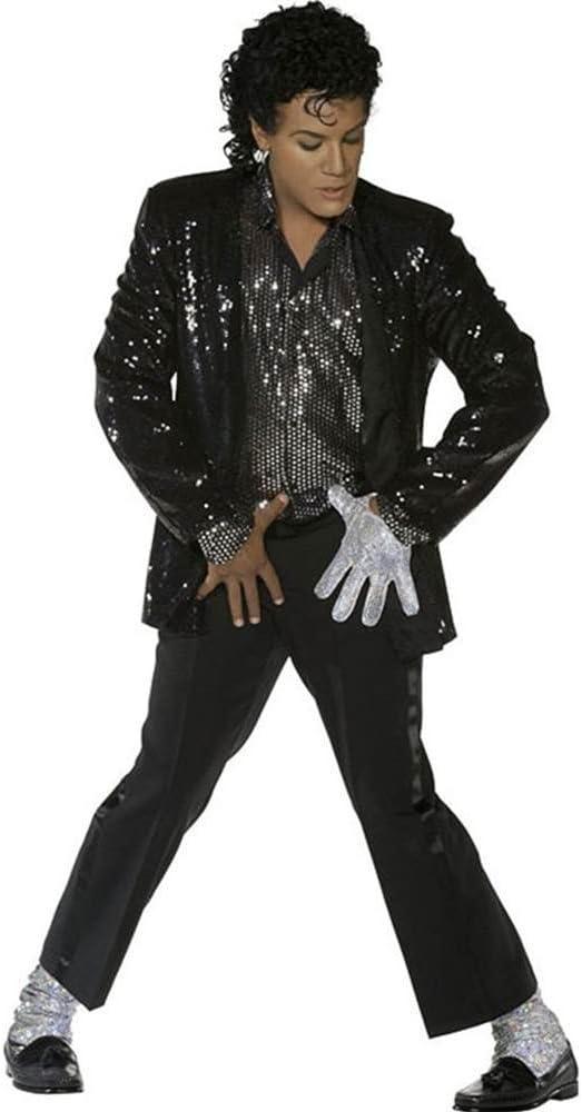 Smiffys Smiffys - Disfraz Michael Jackson de niño a partir de 3 ...