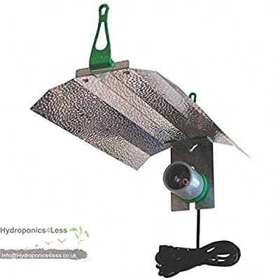 LUMii MINii Dutch Barn Euro Reflector Hydroponic Grow Light Ballast MH CFL HPS by LUMII