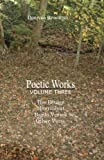 Poetic Works, Volume Three, Donivan Bessinger, 1456466399